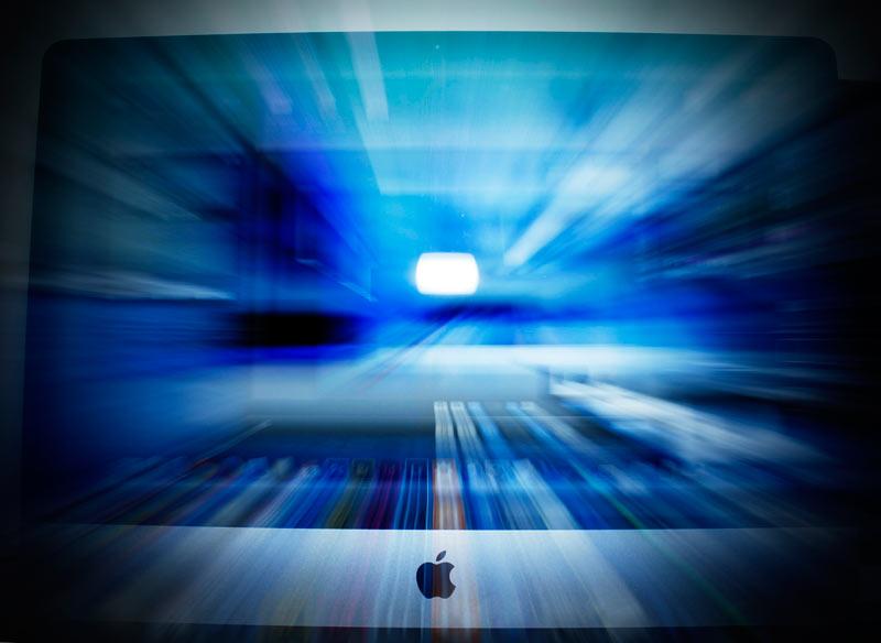 La luz al final del mac